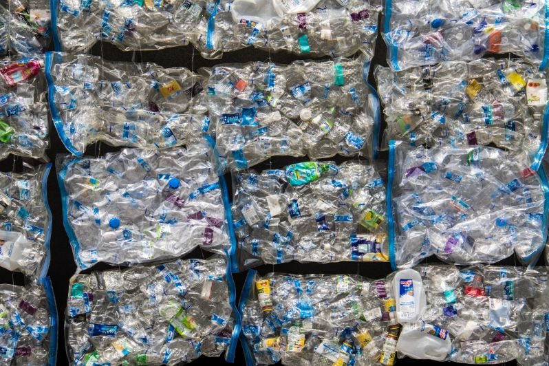 These researchers have found a way to turn a common plastic into high-value molecules