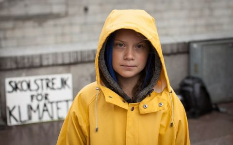 Forget 2030 or 2040, Says Greta Thunberg, World Must 'Reduce Our Emissions Right Now'